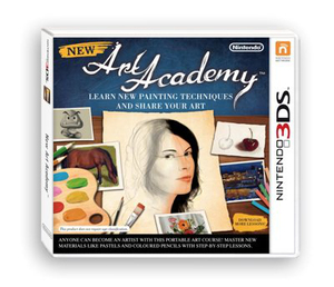 New Art Academy - 3DS | Dodax.at