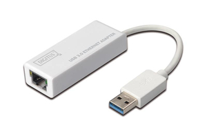 Gigabit-Ethernet USB-3.0-Adapter
