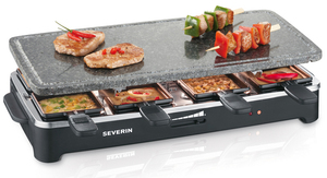 Severin - Raclette Grill with Natural Grill Stone (RG 2343)   Dodax.ch