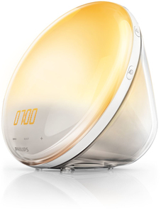 Philips Lichtwecker Wake-up Light HF3520/01 | Dodax.at
