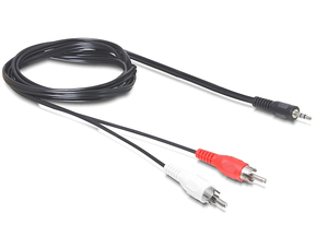 DeLOCK 84000 Audio-Kabel | Dodax.at