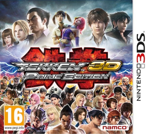 Tekken 3D Prime Edition; Italian Version - 3DS | Dodax.fr