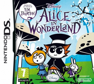 Alice in Wonderland UK Edition - DS | Dodax.ca