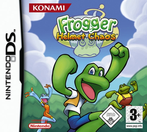 Frogger: Helmet Chaos - DS | Dodax.at