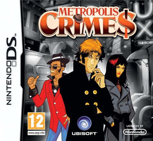 Metropolis Crimes Italian Edition - DS | Dodax.fr
