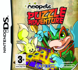 Neopets: Puzzle Adventure - DS | Dodax.at
