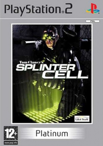 Ubisoft Splinter Cell Platinum, PS2 | Dodax.de
