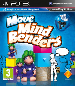 Sony Move Mind Benders | Dodax.co.uk