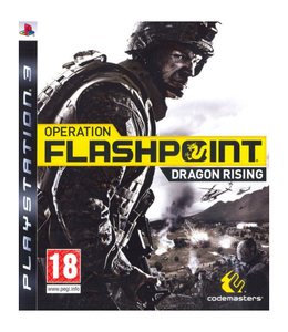 Operation Flashpoint: Dragon Rising UK Edition - PS3 | Dodax.co.uk