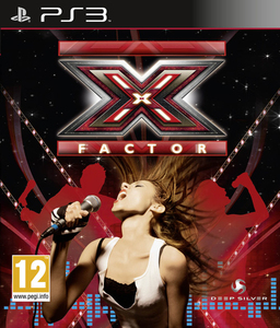 Deep Silver X Factor, PS3 PlayStation 3 Italian video game | Dodax.co.uk