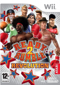 Ready 2 Rumble: Revolution UK Edition - Wii | Dodax.co.jp