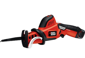 Black & Decker - Cordless Circular Saw, 10.8 V (GKC108) | Dodax.ch