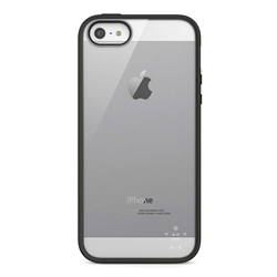 Belkin - View Case For iPhone 5, Black/Transparent (F8W153VFC00) | Dodax.at