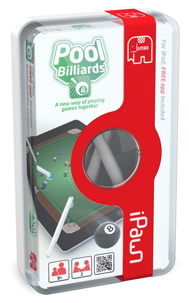 Jumbo IPawn Pool Billiards video game accessory | Dodax.com