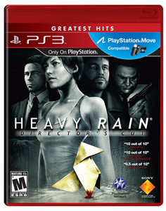 Heavy Rain: Director's Cut Geatest Hits Edition - PS3 | Dodax.ch