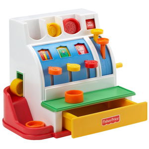 Fisher-Price Registrierkasse | Dodax.at