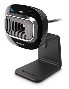 Microsoft - Webcam, LifeCam HD-3000,  720p (T3H-00013) | Dodax.ch