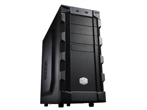 Cooler Master K 280 Midi-Tower Schwarz | Dodax.at