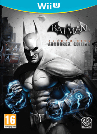 Batman: Arkham City Armoured Edition; UK Version - Wii U | Dodax.com