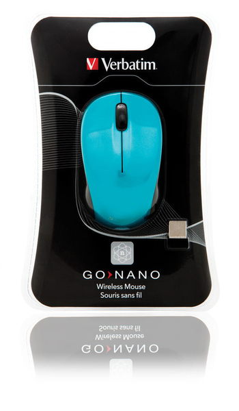 Verbatim GO NANO Wireless Mouse | Dodax.de