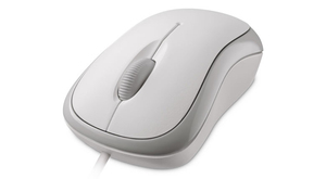 Microsoft Basic Optical Mouse white | Dodax.ch