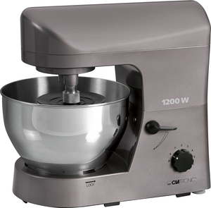 Clatronic - Food Processor, 1200 W, 5 L (KM 3400) | Dodax.at