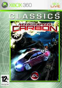 Need For Speed Carbon Classics Edition; UK Version - XBox 360 | Dodax.nl