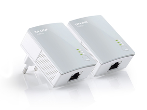 TP-LINK - PowerLine Network Adapters AV500 (TL-PA4010KIT) | Dodax.ch