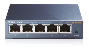 TP-Link TL-SG105: 5Port Desktop Switch | Dodax.at