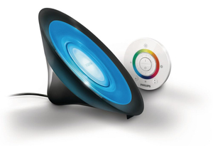 Philips LivingColors AURA BLACK 70998/30/PH | Dodax.ch
