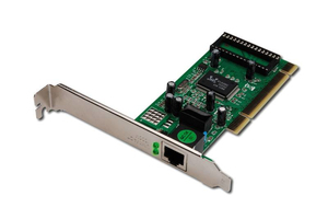 Digitus Gigabit Ethernet PCI | Dodax.ca