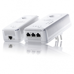 Devolo - dLAN 500 AV Wireless+, Starter Kit (1835) | Dodax.ch
