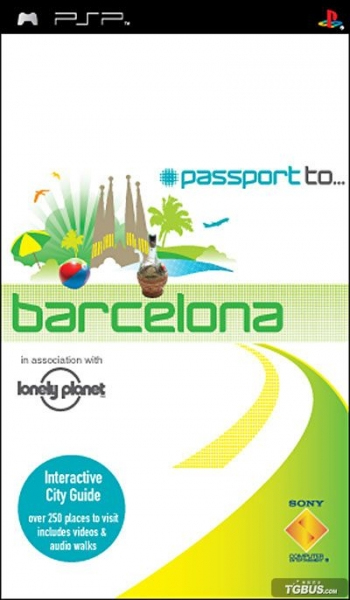 Sony Passport to Barcellona, PSP | Dodax.nl