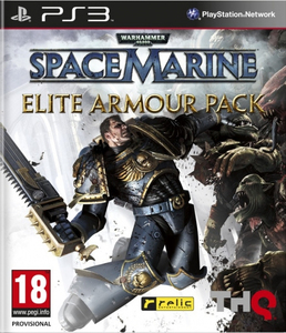 Warhammer 40000: Space Marine Elite Armour Edition; Italian Edition - PS3 | Dodax.at