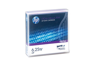 Hewlett Packard Enterprise LTO-6 Ultrium 6.25TB MP RW Data Cartridge | Dodax.at