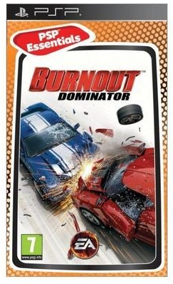 Electronic Arts Burnout Dominator, Essentials, PSP | Dodax.ca