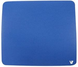 V7 - Mouse Pad, Blue (MP01BLU-2EP) | Dodax.de