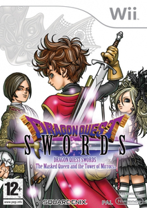 Dragon Quest Swords: The Masked Queen and The Tower of Mirrors UK Edition - Wii | Dodax.ch