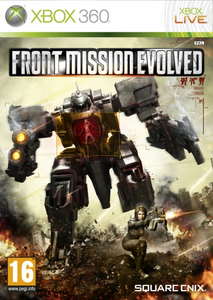 Front Mission Evolved UK Edition - XBox 360 | Dodax.com
