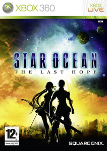 Star Ocean: The Last Hope UK Edition - XBox 360 | Dodax.nl