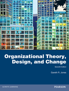 Organizational Theory, Design and Change | Dodax.ch