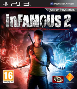 inFAMOUS 2 US Edition - PS3 | Dodax.ch