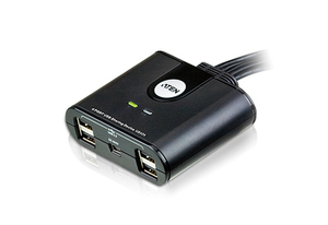 Aten USB 2.0 Sharing Switch: 4 Port | Dodax.at