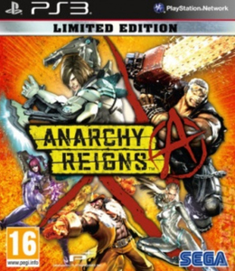 Anarchy Reigns Limited Edition; UK Version - PS3 | Dodax.at