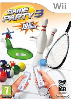 Game Party 3 UK Edition - Wii | Dodax.de
