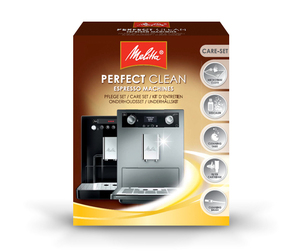 Melitta - Perfect Clean Espresso Machines Care Set | Dodax.ch
