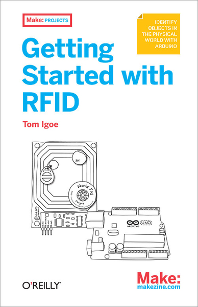 O'Reilly Getting Started with RFID | Dodax.ca