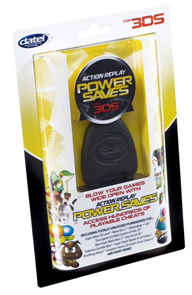 Datel Action Replay Powersaves, Nintendo 3DS | Dodax.ch