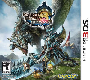 Monster Hunter 3 Ultimate - 3DS | Dodax.at