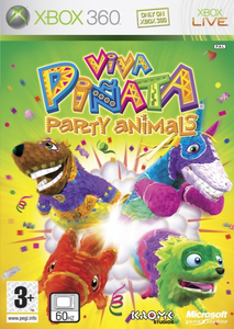 Viva Pinata: Party Animals Italian Edition - XBox 360 | Dodax.at